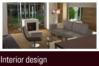 Interior design and implementation